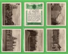 Cigarette tobacco cards Public Schools & Colleges 1923 in Englan